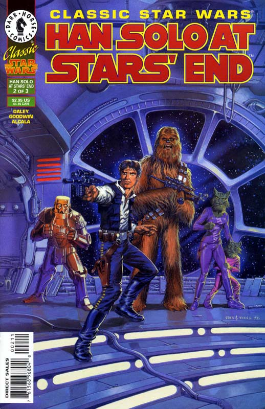 Han Solo at Stars' End #2