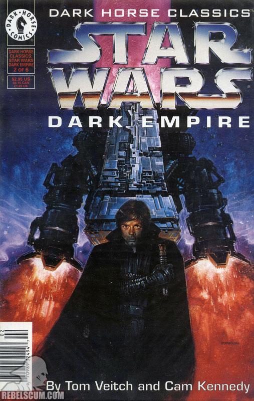 Dark Horse Classics: Dark Empire #2