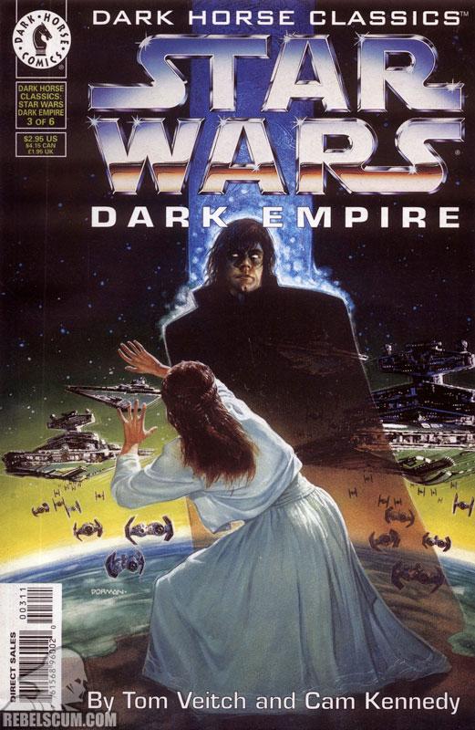 Dark Horse Classics: Dark Empire #3