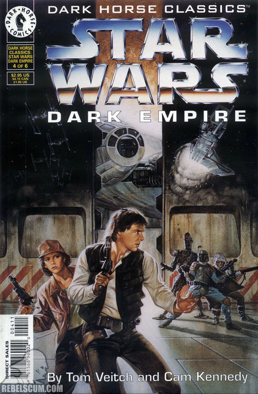 Dark Horse Classics: Dark Empire #4