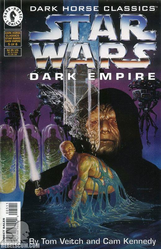 Dark Horse Classics: Dark Empire #5