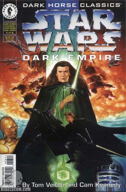 Dark Horse Classics: Dark Empire #6