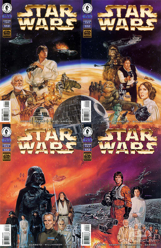 Star Wars Special Edition Combo Cover