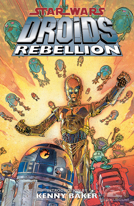 Droids – Rebellion Trade Paperback
