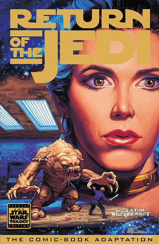 Return of the Jedi – The Special Edition Trade Paperback