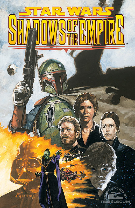 Shadows of the Empire Trade Paperback