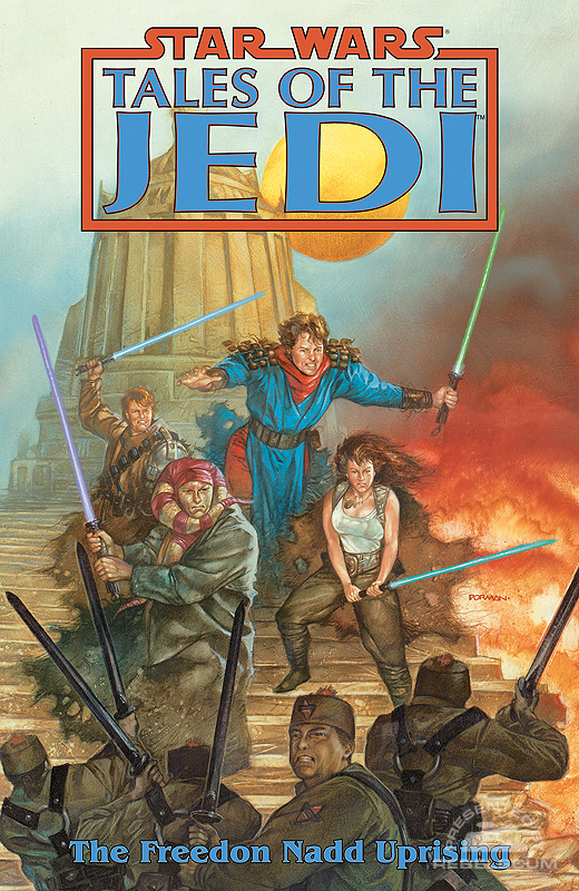 Tales of the Jedi – The Freedon Nadd Uprising Trade Paperback