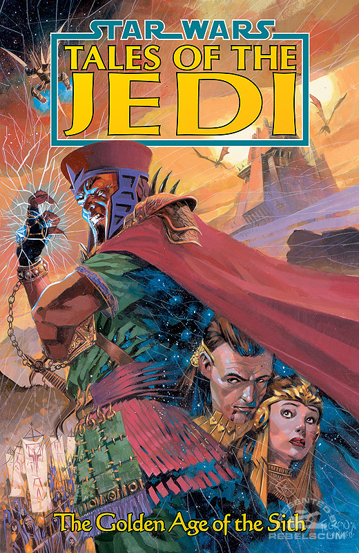 Tales of the Jedi – The Golden Age of the Sith Trade Paperback