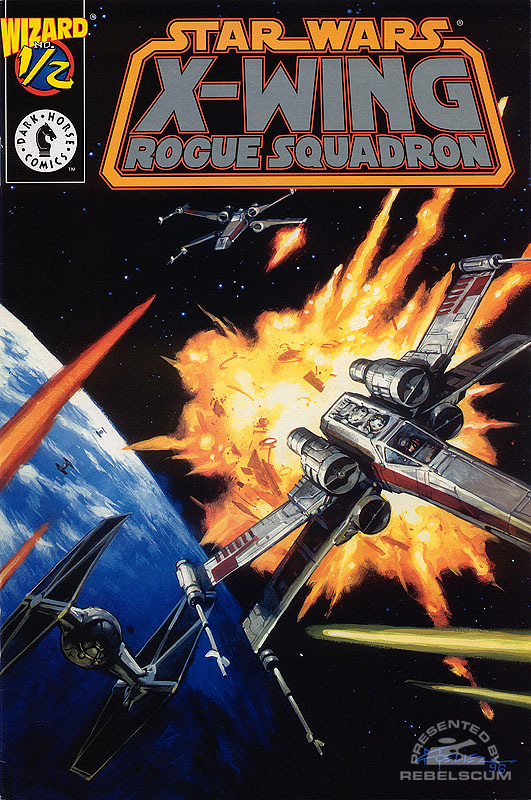 X-Wing Rogue Squadron Wizard Special Edition (Silver Logo Edition)