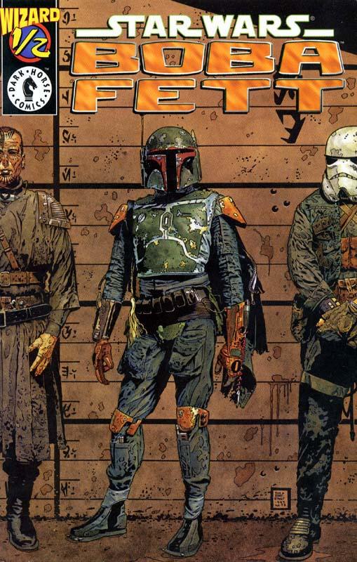 Star Wars: Boba Fett 1/2