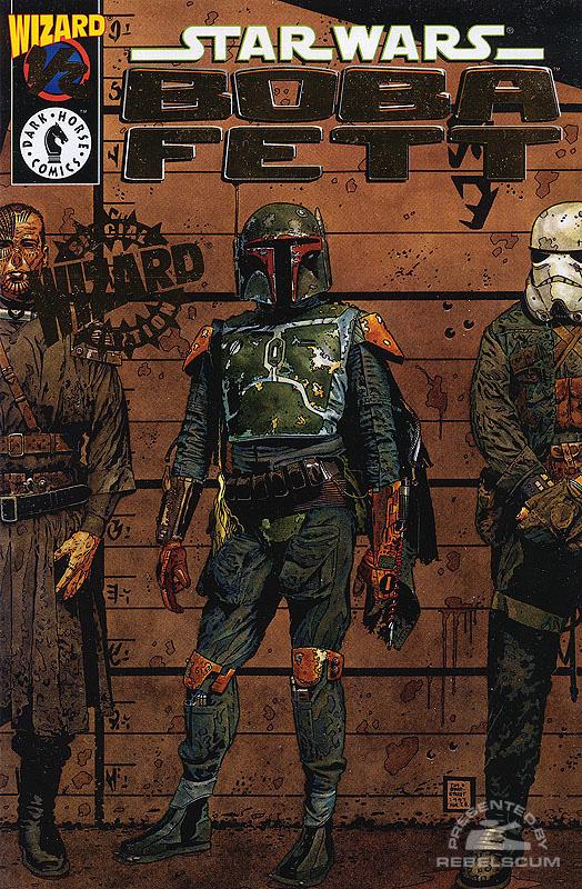 Star Wars: Boba Fett 1/2 (Gold Edition)