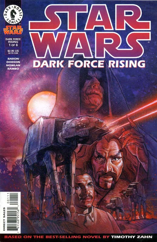 Dark Force Rising #1
