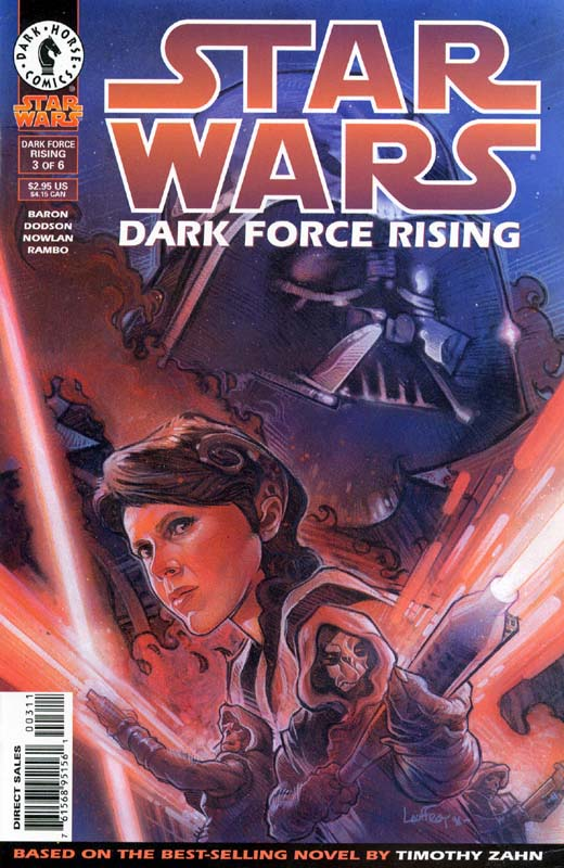 Dark Force Rising #3