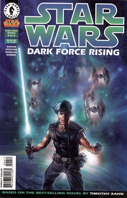 Dark Force Rising #6