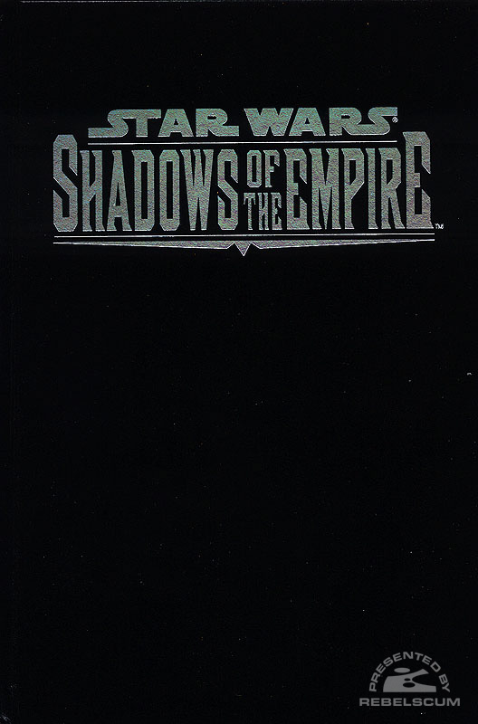 Shadows of the Empire (Limited Edition Hardcover)