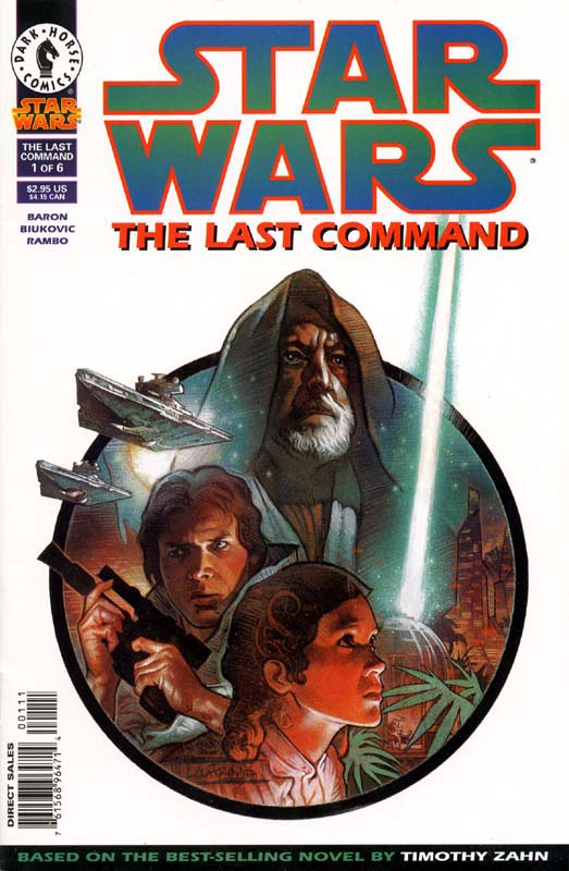 The Last Command #1