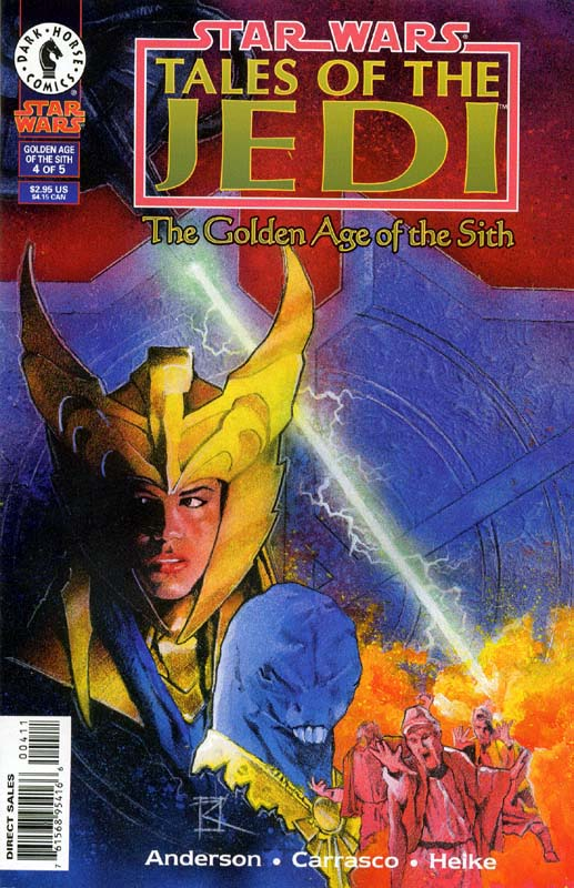 The Golden Age of the Sith #4
