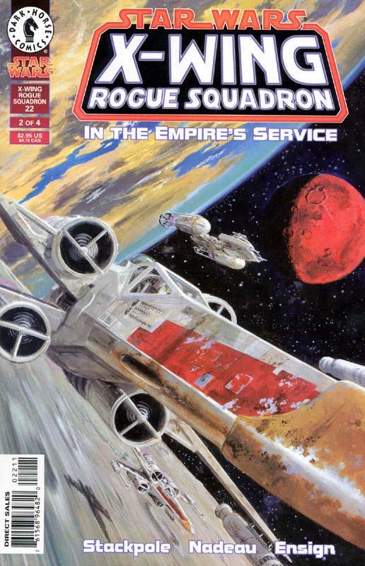 X-Wing Rogue Squadron #22