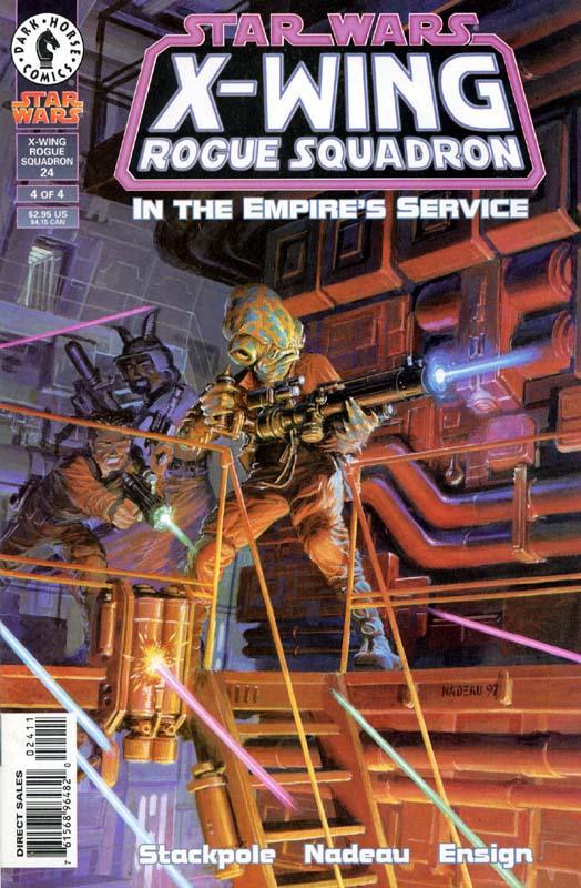 X-Wing Rogue Squadron #24