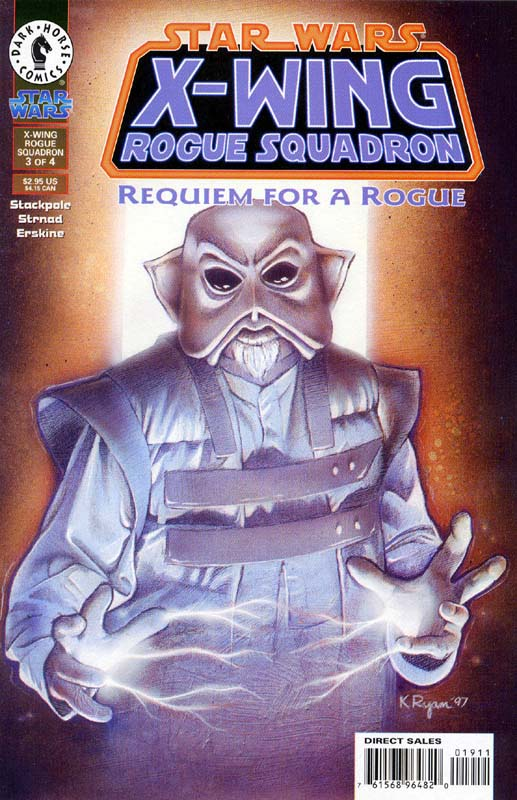 X-Wing Rogue Squadron #19