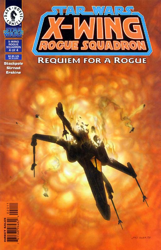 X-Wing Rogue Squadron #20