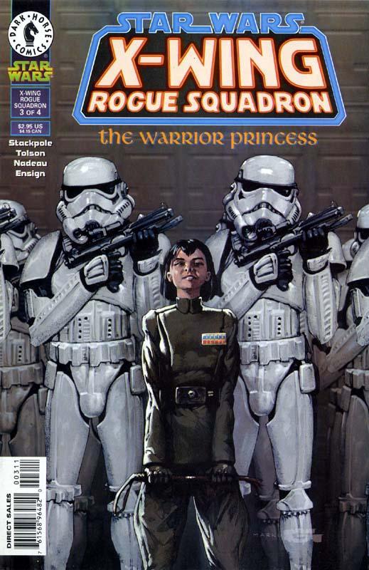 X-Wing Rogue Squadron #15