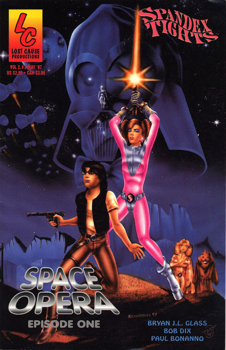 Spandex Tights 3: Space Opera Episode One