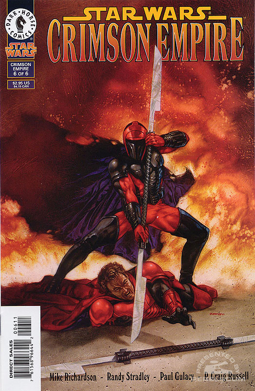 Crimson Empire #5