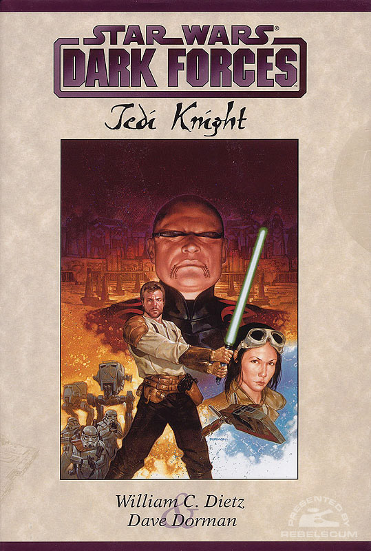 Dark Forces - Jedi Knight Graphic Story Album