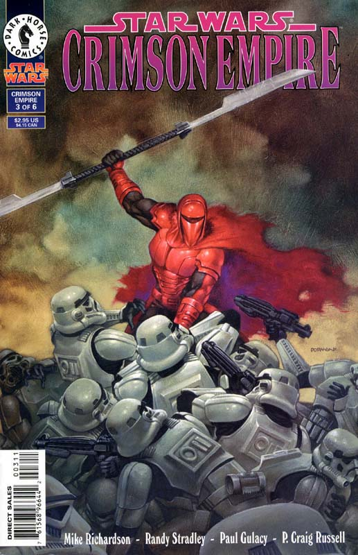 Crimson Empire #3