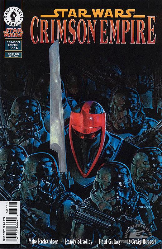 Crimson Empire 6