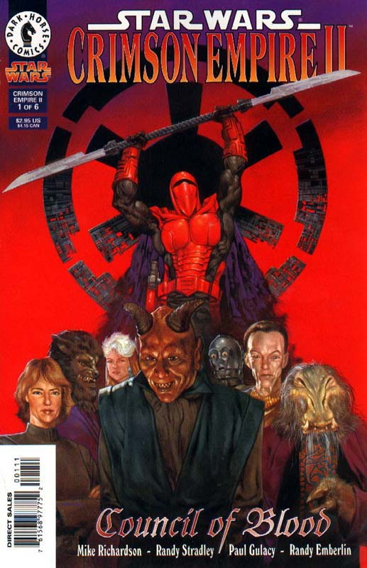 Crimson Empire II – Council of Blood #1