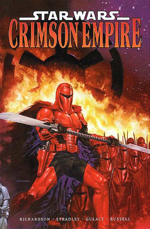 Crimson Empire Trade Paperback