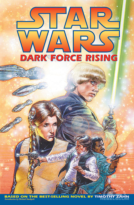 Dark Force Rising Trade Paperback