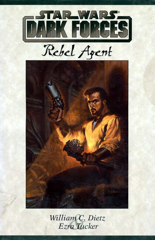 Dark Forces - Rebel Agent Graphic Story Album