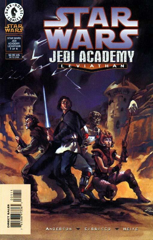Jedi Academy #1
