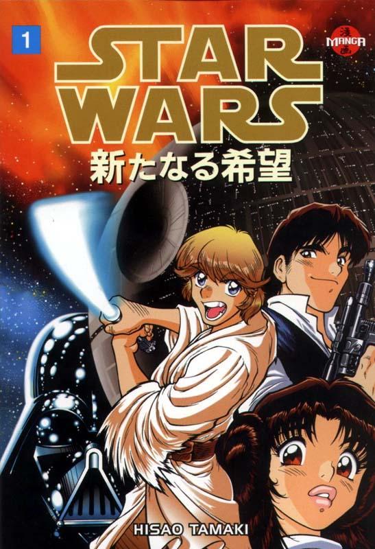 A New Hope – Manga #1
