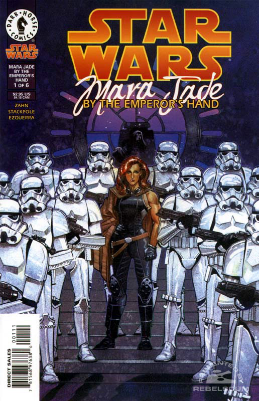 Mara Jade #1