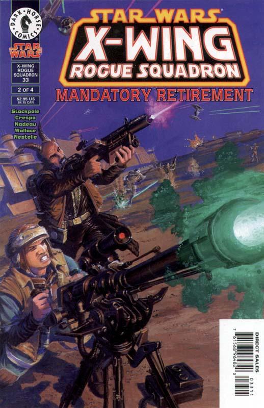 X-Wing Rogue Squadron #33