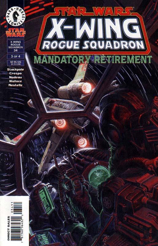 X-Wing Rogue Squadron #34