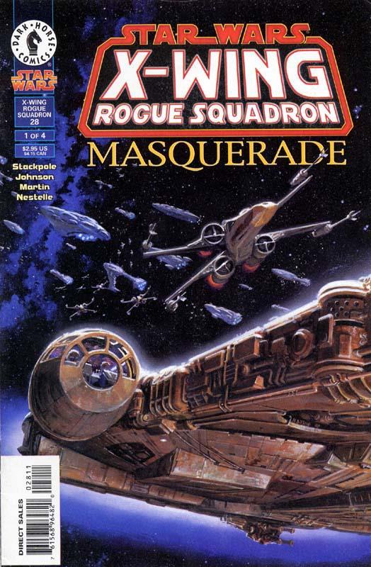 X-Wing Rogue Squadron 28
