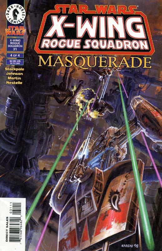 X-Wing Rogue Squadron #31
