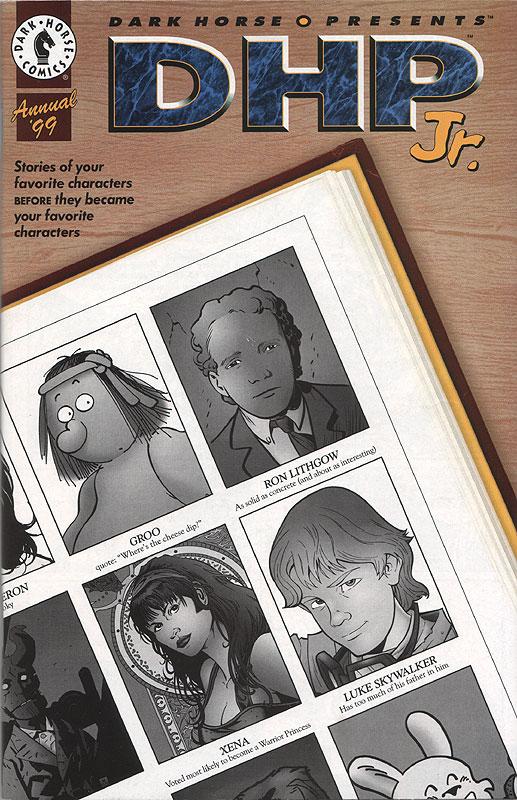 Dark Horse Presents Annual 1999: DHP Jr