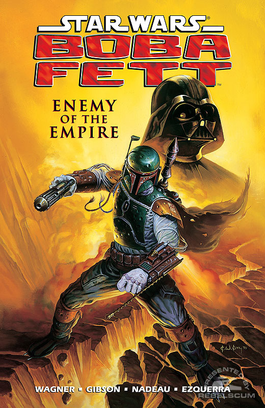 Boba Fett – Enemy of The Empire Trade Paperback