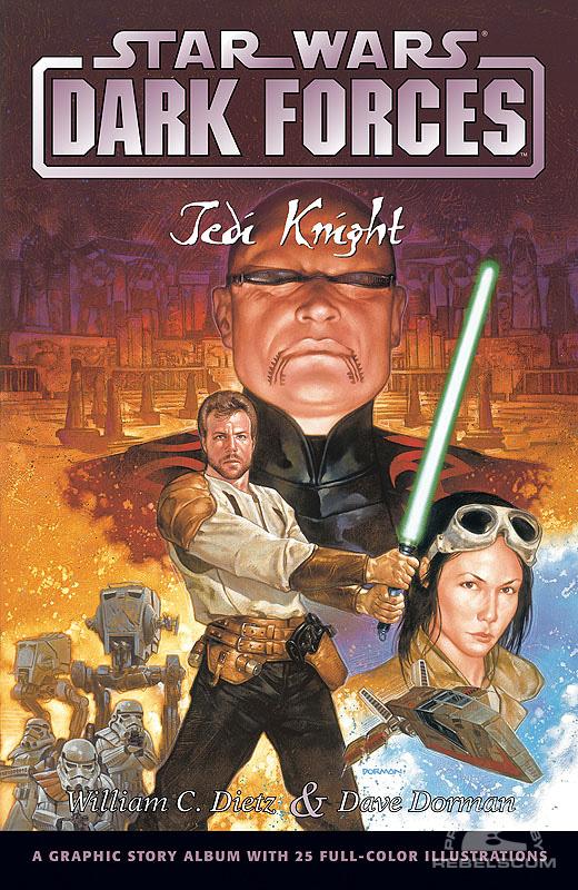 Dark Forces – Jedi Knight Trade Paperback