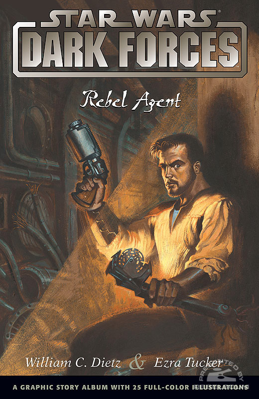Dark Forces - Rebel Agent Trade Paperback
