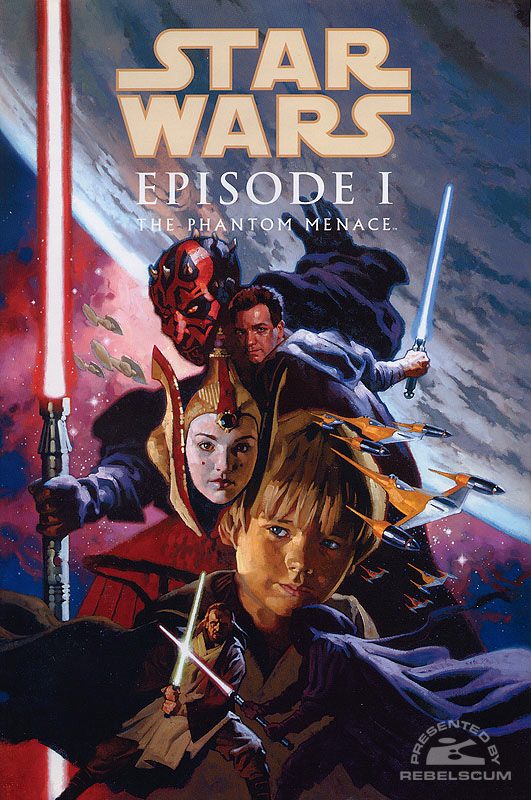 Episode I – The Phantom Menace Limited Edition Hardcover