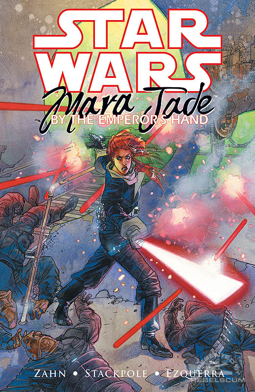 Mara Jade – By the Emperor