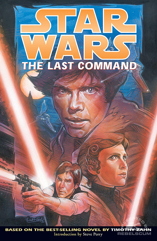 The Last Command Trade Paperback