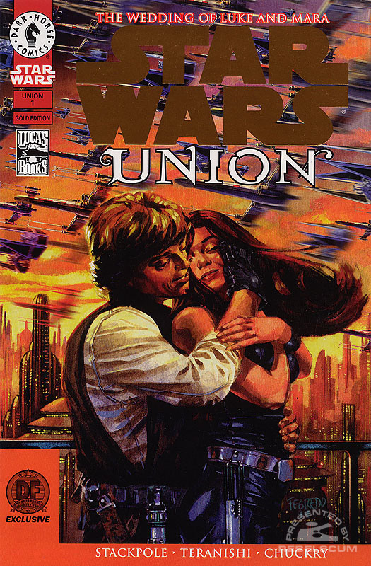Union 1 (Dynamic Forces Gold Edition)